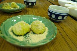 雑穀料理教室「檜原村・食文化探検」報告 Ⅱ